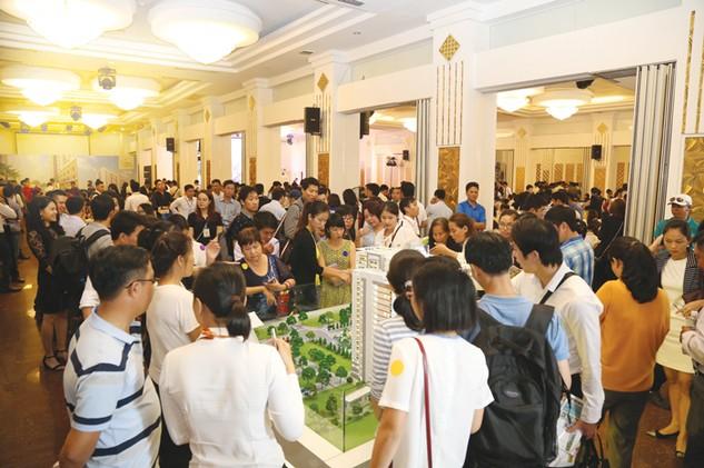 Lễ công bố Dự án Moonlight Park View của Hưng Thịnh Corp đông nghẹt khách