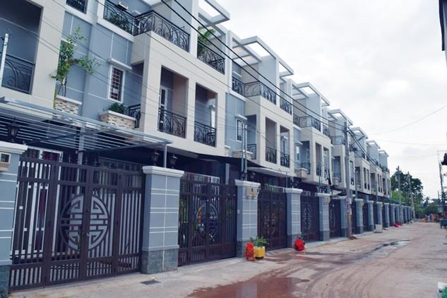 Sản phẩm nhà phố của VX Home luôn có tính thanh khoản cao