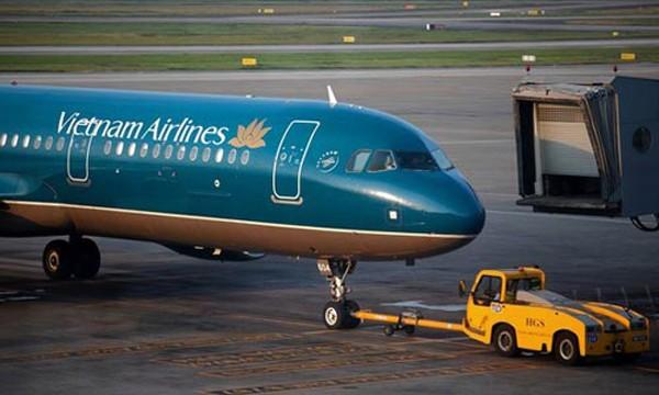 Vietnam Airlines dự kiến sẽ được giao dịch trên UPCoM từ đầu năm 2017 với vốn hóa ngày đầu tiên lên sàn đạt 1,5 tỷ USD. Ảnh:Bloomberg