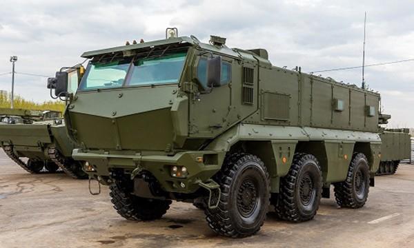 Xe thiết giápTyphoon-K 63968của Nga. Ảnh:Defense-blog.
