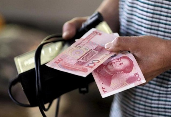 NDT đã mất giá gần 7% so với USD năm ngoái. Ảnh:Reuters