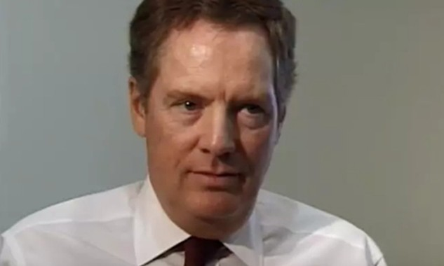 Robert Lighthizer. Ảnh:FT.