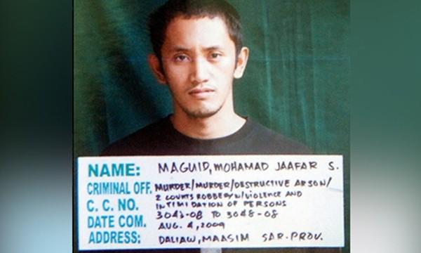Mohammad Jaafar Maguid. Ảnh:Rappler.
