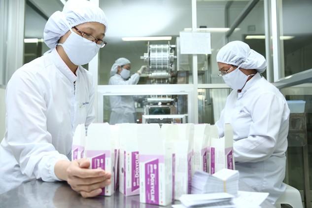 Trung tâm Mua sắm tập trung thuốc quốc gia là đơn vị sự nghiệp trực thuộc Bộ Y tế, có chức năng tổ chức đấu thầu mua sắm thuốc thuộc danh mục thuốc mua sắm tập trung cấp quốc gia. Ảnh: Tiên Giang