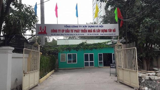 Áp lực tài chính khiến Công ty CP Đầu tư phát triển nhà và Xây dựng Tây Hồ phải chuyển nhượng một phần dự án tại Quế Võ, Bắc Ninh. Ảnh: Quỳnh Nguyễn