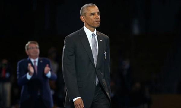 Tổng thống Obama sẽ chính thức rời Nhà Trắng hôm 20/1. Ảnh:Reuters