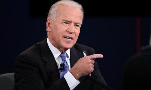 Phó tổng thống Mỹ Joe Biden. Ảnh:Slate