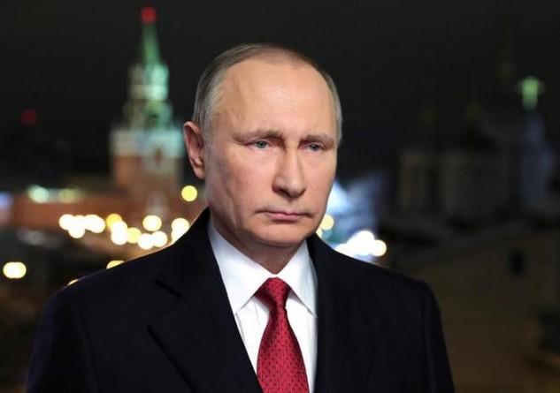 Tổng thống Nga Vladimir Putin. (Ảnh: Reuters)