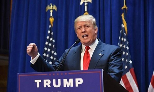 Tổng thống đắc cử Mỹ Donald Trump. Ảnh:Demotix