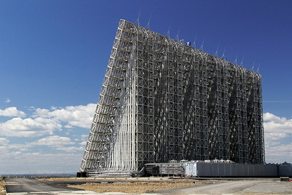 Một hệ thốngradar Voronezh-DM. Ảnh:Science Pole.