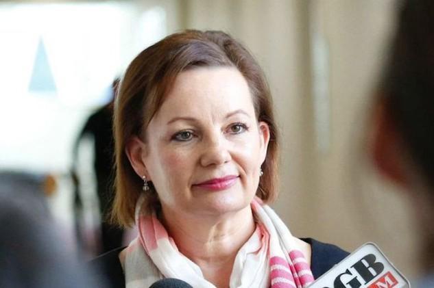Bộ trưởng Y tế Australia Sussan Ley. (Ảnh: ABC News)