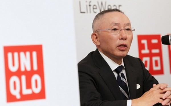 Tadashi Yanai hiện vẫn là người giàu nhất Nhật Bản. Ảnh:Reuters