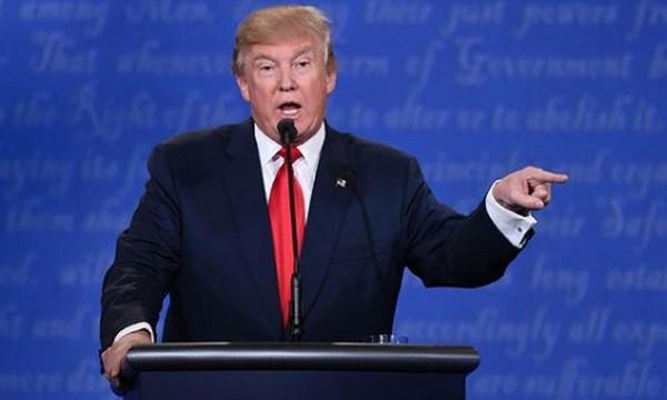 Tổng thống đắc cử Mỹ Donald Trump. Ảnh:AFP