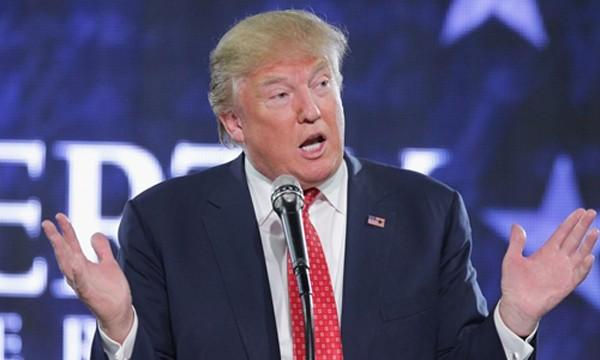 Tổng thống đắc cử Mỹ Donald Trump. Ảnh:Reuters