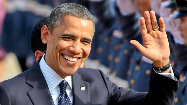Tổng thống Barack Obama (Ảnh: Getty)