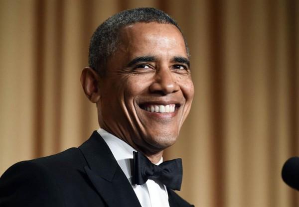 Tổng thống sắp mãn nhiệm Barack Obama. Ảnh:NBCNews