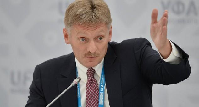 Người phát ngôn Điện Kremlin Dmitry Peskov (Ảnh: Sputnik)