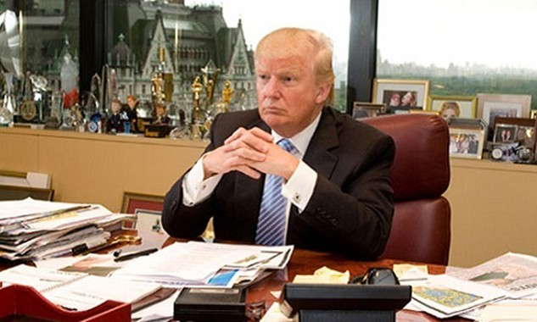 Tổng thống đắc cử Mỹ Donald Trump. Ảnh:Politico