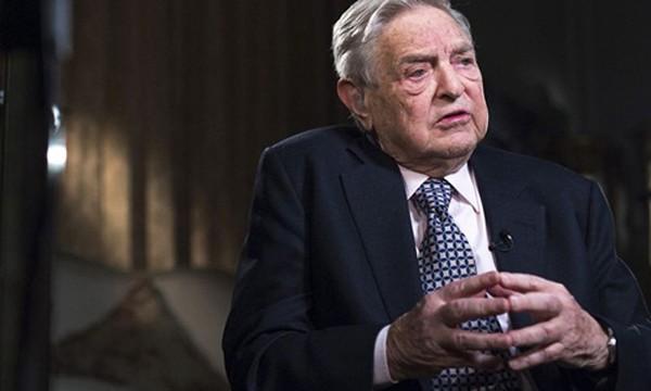 George Soros đã dự báo sai về thị trường chứng khoán sau tin Trump đắc cử. Ảnh:Bloomberg