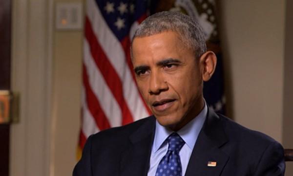 Tổng thống Barack Obama. Ảnh:CBS News.