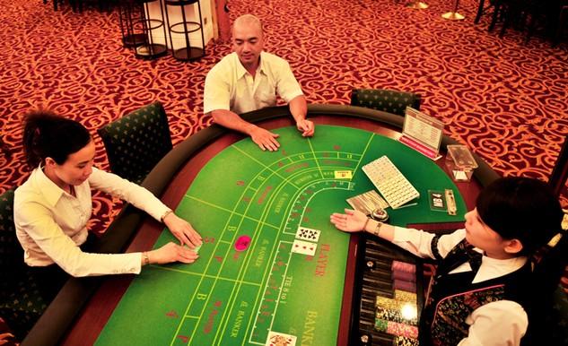Trong 4 năm liên tiếp, mảng kinh doanh casino của Công ty Quốc tế Hoàng Gia (Quảng Ninh) liên tục thua lỗ. Ảnh: Trần Sơn