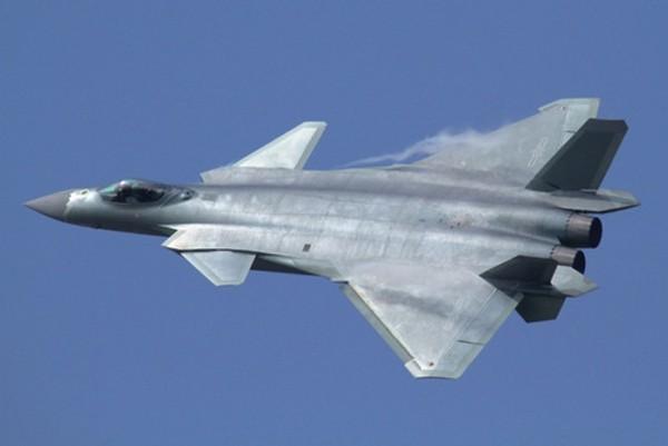 Tiêm kích tàng hình J-20 của Trung Quốc. Ảnh:National Interest.