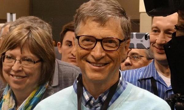 Bill Gates có thể thành nghìn tỷ phú trong 25 năm tới. Ảnh:CNBC