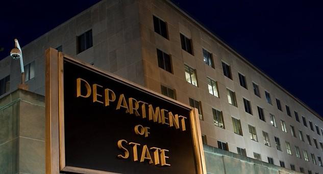 Trụ sở Bộ Ngoại giao Mỹ (Ảnh: Sputnik)