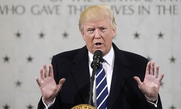 Tổng thống Mỹ Donald Trump. Ảnh:Variety