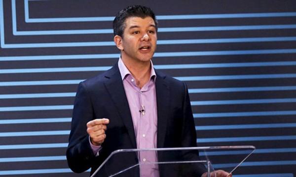CEO Uber - Travis Kalanick rút khỏi ban cố vấn vì sợ bị hiểu nhầm. Ảnh:Reuters