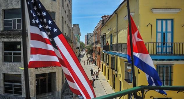 Mỹ bình thường hóa quan hệ với Cuba từ năm 2014. (Ảnh minh họa: AFP)
