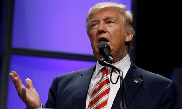 Tổng thống Mỹ Donald Trump sẽ gặp các lãnh đạo NATO. Ảnh:Reuters