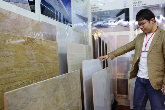 Doanh nghiệp vật liệu xây dựng hưởng lợi nhờ sự phục hồi mạnh của thị trường bất động sản. Ảnh: Lê Tiên