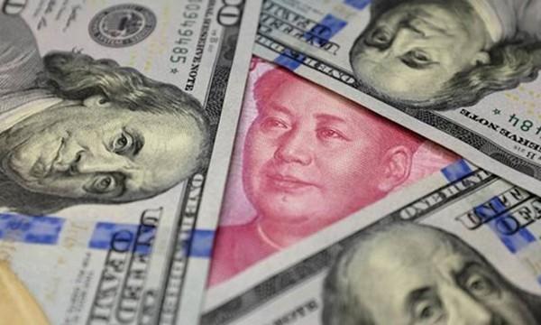 Khối dự trữ của Trung Quốc hiện lớn nhất thế giới. Ảnh:Reuters
