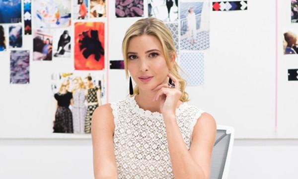 Thương hiệu thời trang của Ivanka Trump đã bị nhiều hãng bán lẻ từ chối. Ảnh:Elle