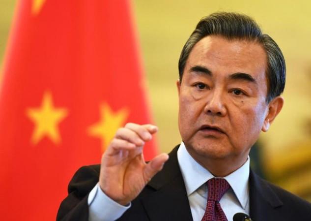 Ngoại trưởng Trung Quốc Vương Nghị (Ảnh: Reuters)