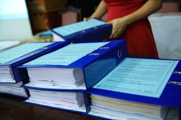Hàng loạt nghi vấn về gian lận hồ sơ dự thầu được nhà thầu kiến nghị đặt ra. Ảnh: Nhã Chi