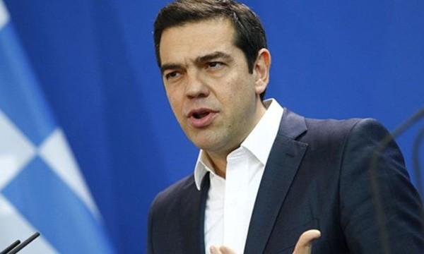 Thủ tướng Hy Lạp - Alexis Tsipras đã giúp nước này có gói cứu trợ 86 tỷ euro năm 2015. Ảnh:AFP