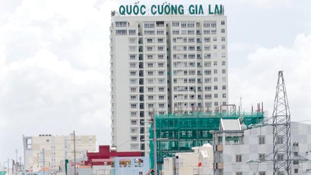 Quốc Cường Gia Lai phải trả 1.352 tỷ đồng nợ ngân hàng trong quý I/2017. Ảnh: Quang Nam