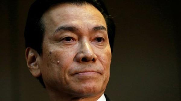 Ông Shigenori Shiga muốn nhận trách nhiệm về khoản lỗ của Toshiba. Ảnh:Reuters