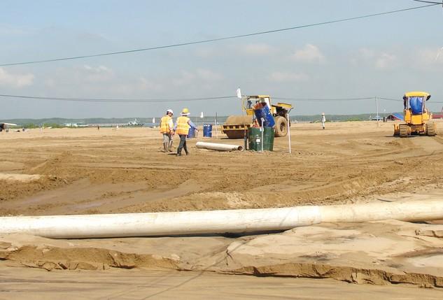 Ban Dự án Nhiệt điện Long Phú PTSC cho biết, giá trúng thầu được phê duyệt là 125,99 tỷ đồng là kết quả của việc xử lý tình huống trong đấu thầu. Ảnh: Băng Dương