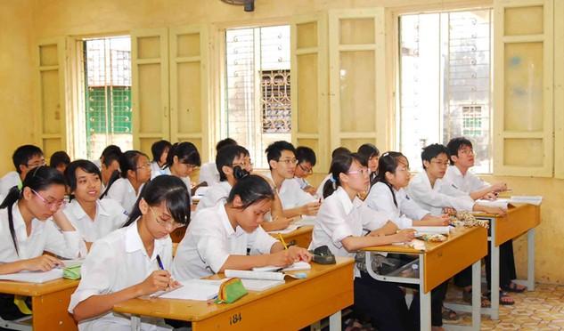 Gói thầu Cung cấp đồ gỗ cho các trường THPT thuộc Dự án Mua sắm trang thiết bị dạy học năm 2016 của Sở GD&ĐT Quảng Ninh chưa công bố kết quả lựa chọn nhà thầu. Ảnh: Tường Lâm