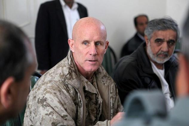 Phó Đô đốc Robert Harward. (Ảnh: Reuters)