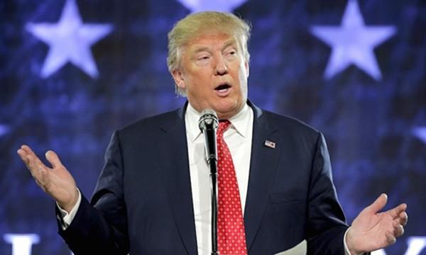 Tổng thống Mỹ Donald Trump. Ảnh:Reuters