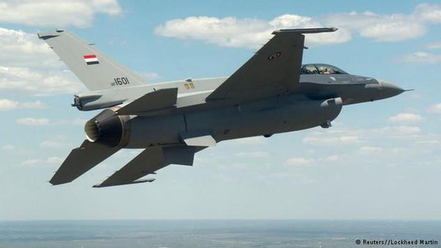 Máy bay chiến đấu F-16 (Ảnh: Reuters/Lockheed Martin)