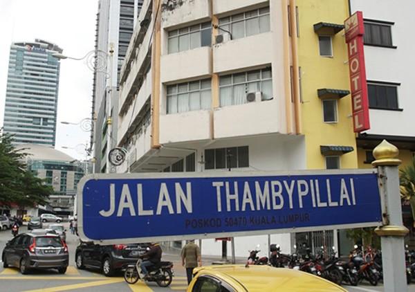 Tòa nhà nơi đặt trụ sở của Glocom ở Kuala Lumpur, Malaysia. Ảnh:Reuters.