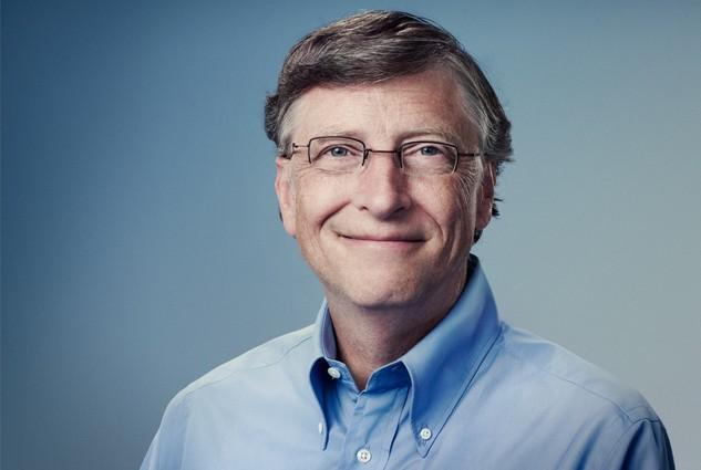Bill Gates giàu nhất thế giới 4 năm liên tiếp