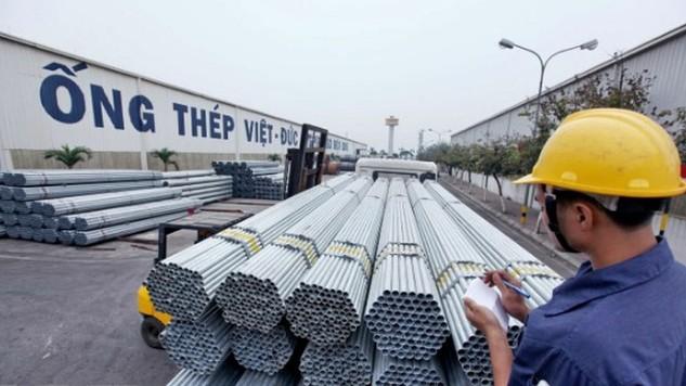 Thép Việt Đức đặt mục tiêu đạt 4.600 tỷ đồng doanh thu