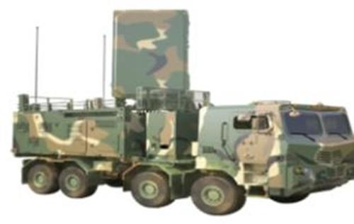 Bản mẫu hệ thống radar Hàn Quốc sẽ được đưa vào vận hành vào năm tới. Đồ họa:Yonhap
