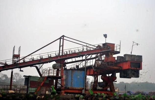 Dự án mở rộng Nhà máy Gang thép Thái Nguyên giai đoạn 2 được thực hiện từ năm 2007 nhưng đến nay vẫn chưa hoàn thành.